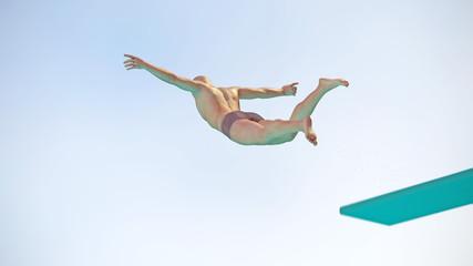 Turmspringer 3D