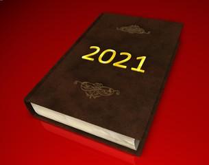 3D Buch II - 2021
