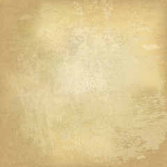 Grunge vintage old paper background. Vector, EPS10