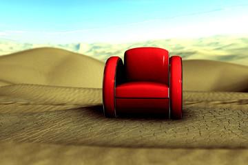 Wüsten Sessel