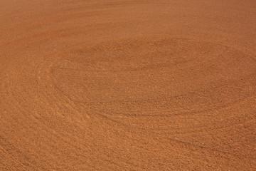 Baseball Infield Dirt Patterns