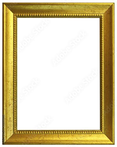 cadre dor photo libre de droits sur la banque d 39 images image 50289368. Black Bedroom Furniture Sets. Home Design Ideas