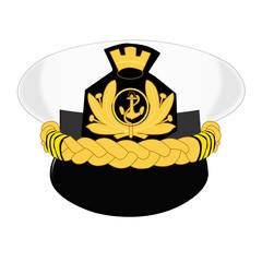 Berretto da Ammiraglio Marina Militare