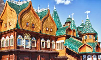 старинный дворец