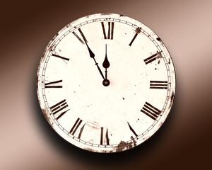 Alte Uhr