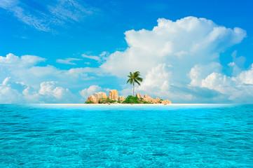 Fotobehang Indonesië Dream Island