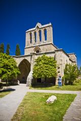 Bellapais Abbey in Northen Cyprus