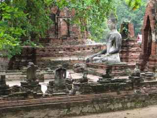 Rovine templi Buddha