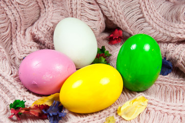 Eggs are for easter day celebration