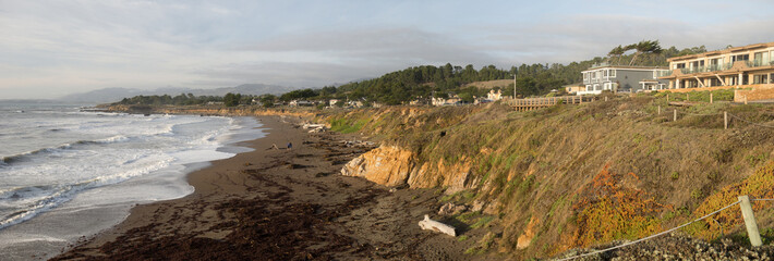 Cambria, California coast