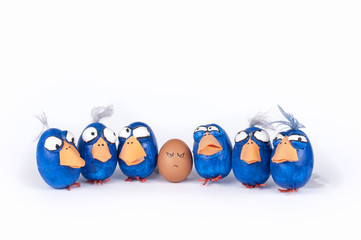 Angry Eggs 2