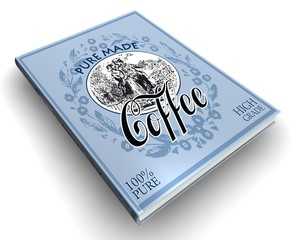 3D Buch IV - Coffee I