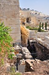 Old Jerusalem Temple Mount