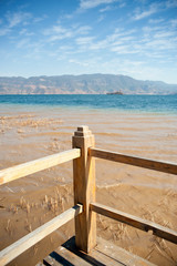 China, Lugu Lake scenery