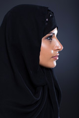 middle eastern woman headshot