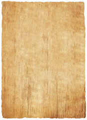 old papyrus paper