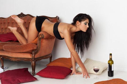 Alcohol seduction