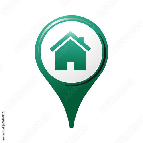 u0026quot ic u00f4ne  symbole  logo  maison u0026quot  fichier vectoriel libre de