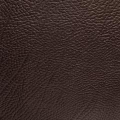 Keuken foto achterwand Leder Brown leather texture closeup