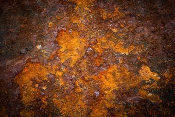 Oxidated metal