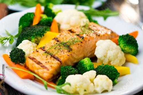 Диетические блюда из рыбы: рецепты для похудения