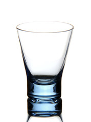 a shot glass.