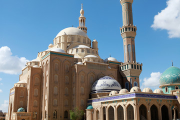 Jalil Khayat Mosque Erbil, Iraq.