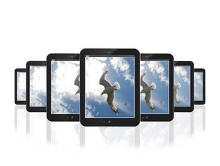 multi touchpad