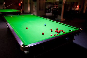 the snooker