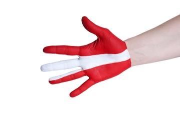 austrian hand