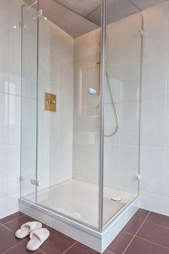 Bad, Dusche, Duschkabine, Toilette