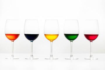 Farbe,Glas,Wein