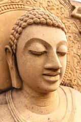 Art of Buddha Image.