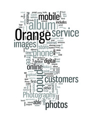 Orange Photography for Mobile Phones