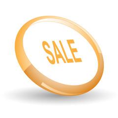 Sale. Vector icon.