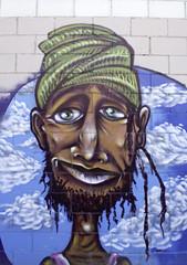 Rastafarian hippie