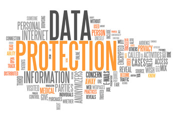 """Word Cloud """"Data Protection"""""""