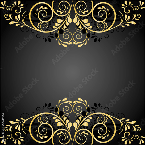 edler hintergrund aus gold und schwarz stockfotos und. Black Bedroom Furniture Sets. Home Design Ideas
