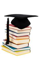 Bücherstapel gezeichnet  Bilder und Videos suchen: abschlussprüfung