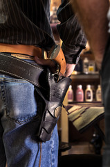 Revolver cowboy - USA
