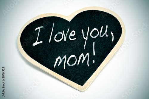 I Love You Mom Stock Photo And Royalty Free Images On Fotoliacom