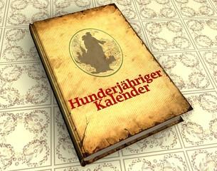3D Buch IV - Hundertjähriger Kalender
