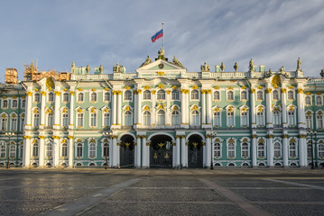 Entrance of Winter Palace