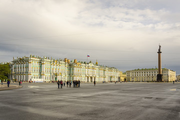 Dvortsovaya Ploshad (Place of Palace)