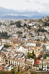 Fototapete - Granada
