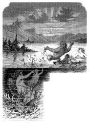 Germanic/Nordic Mythology : Lord of the Lake
