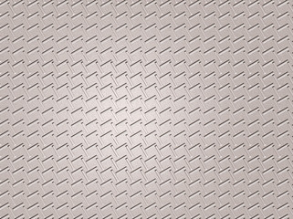 non-skid metal painted diamond plate background texture