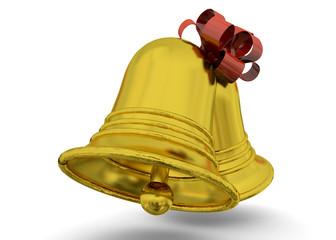 GOLDEN BELLS - 3D