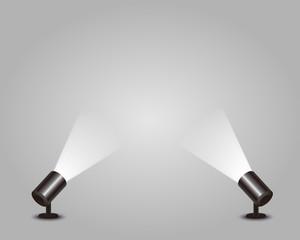 In de dag Licht, schaduw スポットライト
