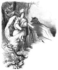 Medieval Pair (Germanic/Nordic)